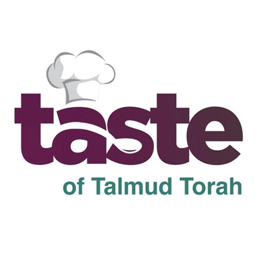 Taste of Talmud Torah