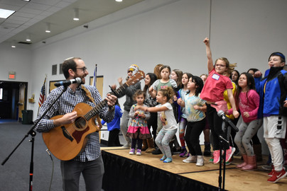 Rabbi Josh Warshawsky Musical Event