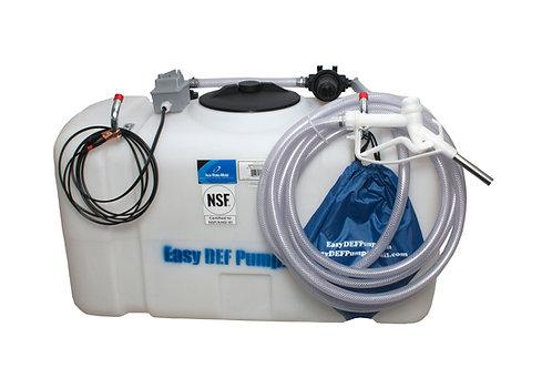 50 gallon 12 volt high lift DEF Transfer Tank