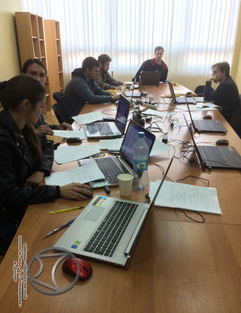 Студентська олімпіада QForm-2018 (кафедра ОМТ, НМетАУ)