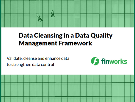 Data Cleansing in a Data Quality Management Framework