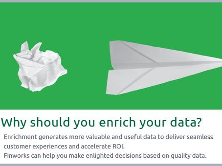 Data Enhancement to Refine, Improve and Enhance Data