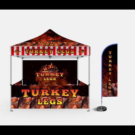 TURKEY TENT