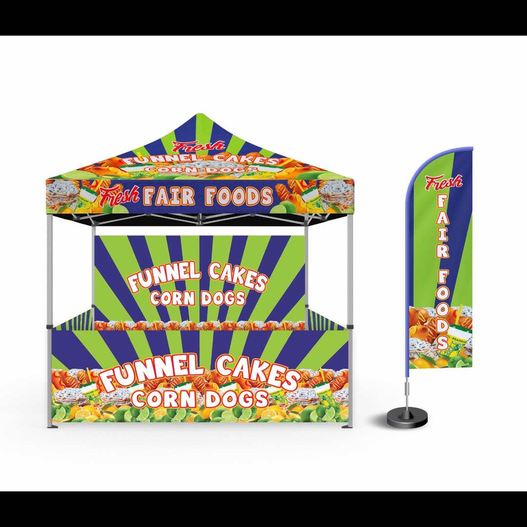 FUNNEL CAKE TENT