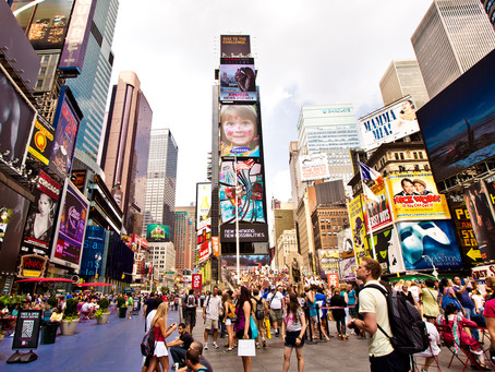 ¿Qué hacer en New York City?