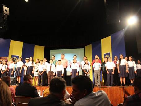 Premios Sofitours en el 7mo Concurso Nacional de Oratoria (Primaria)