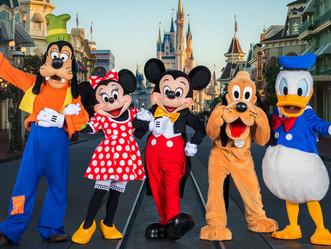 Disneyworld- Conoce sus parques