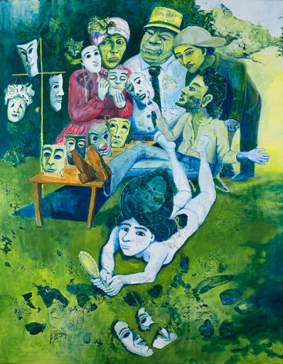 Der Maskenverkäufer (2011)