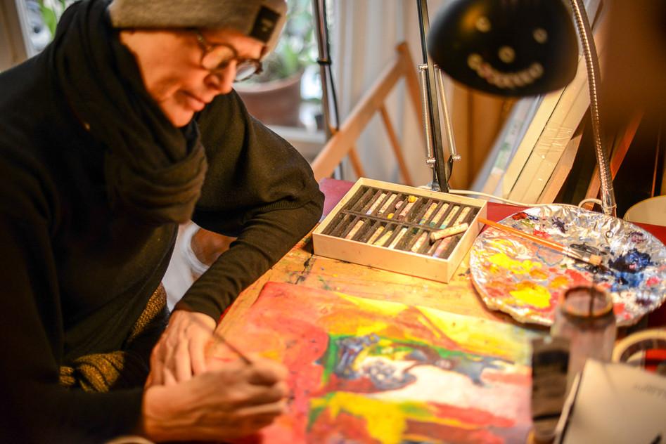 Kunst & Krebs