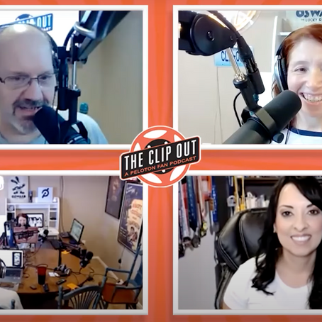 Dr. Michele Kerulis interviewed about Peloton on The Clip Out Podcast