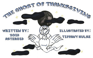 The Ghost of Thanksgiving book release