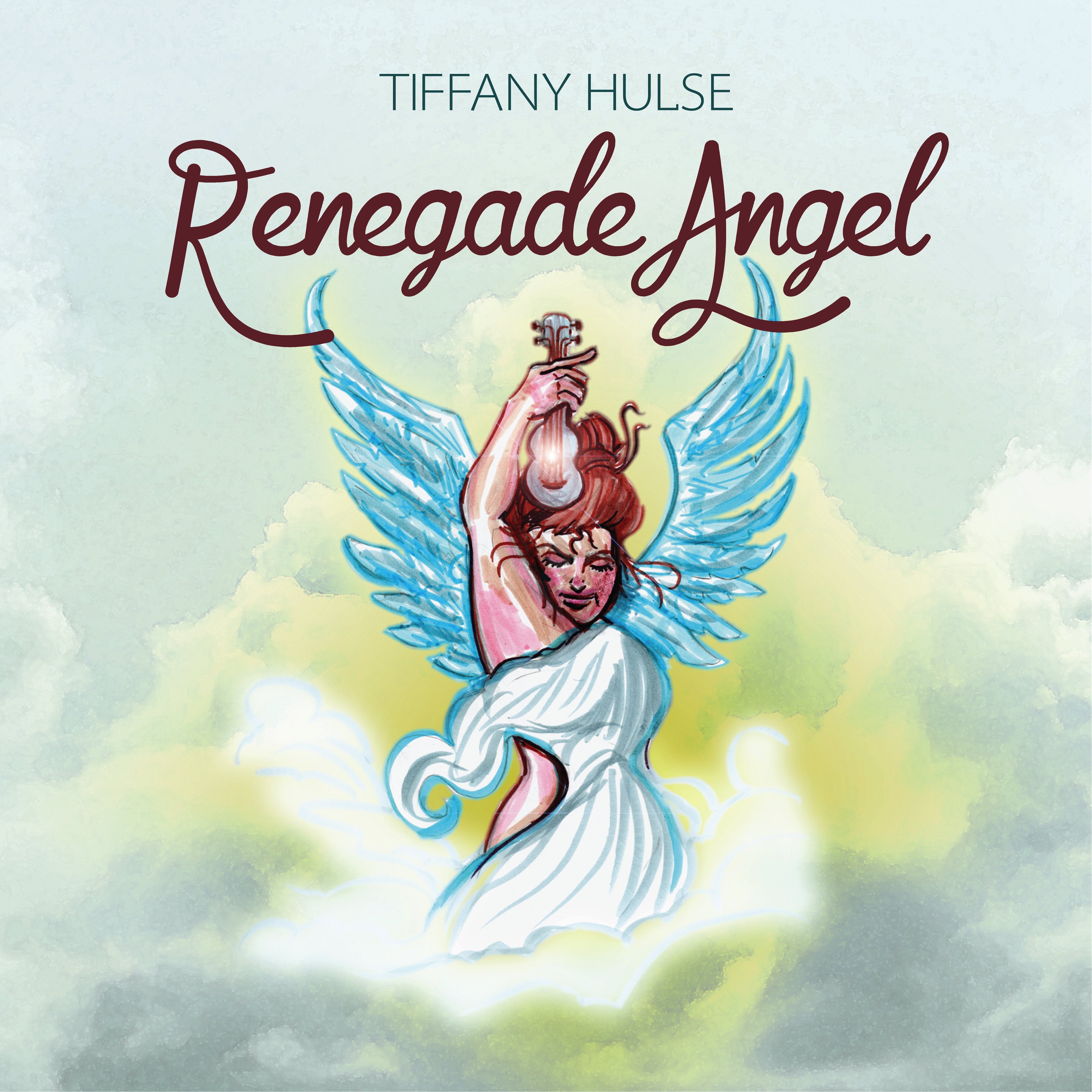 Renegade Angel CD Cover