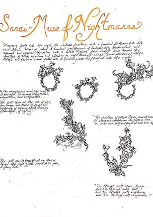 Sarai: sketches