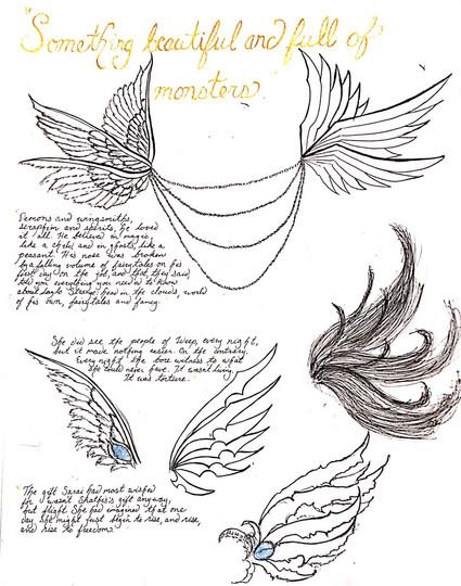 Something Beautiful...: sketch