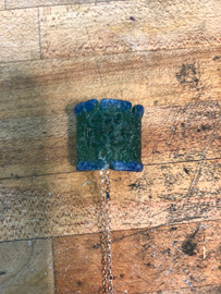 Minya: completed wax ring