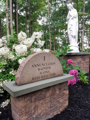Branches' Rosary Garden