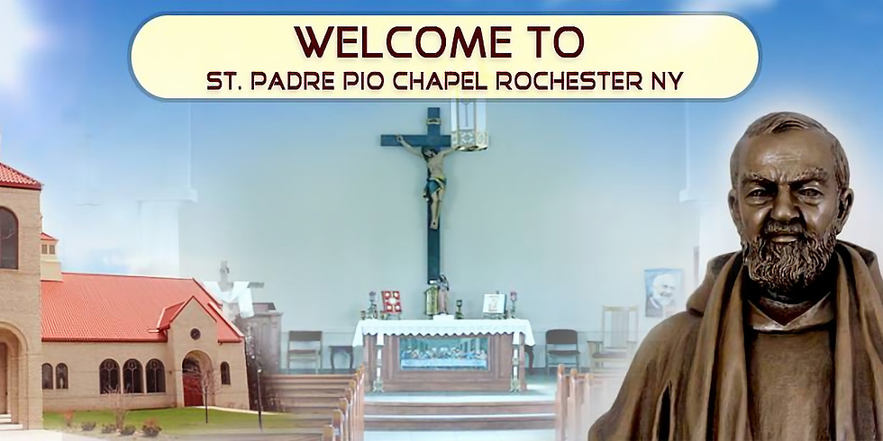 St. Padre Pio Feast Day Mass and Celebration