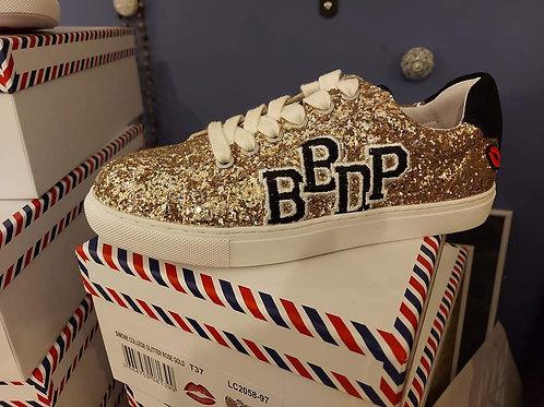 Sneakers Simone College Rose Gold  Bon baisers de paname 💋