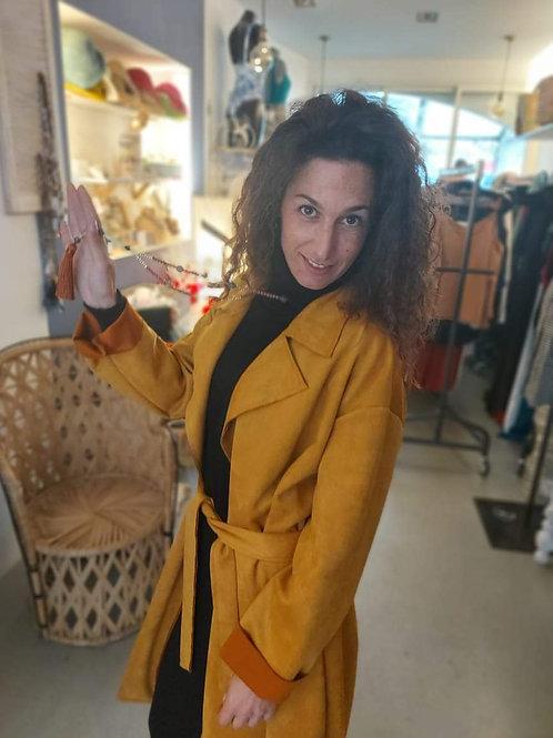 Manteau nouvelle collection taille unique