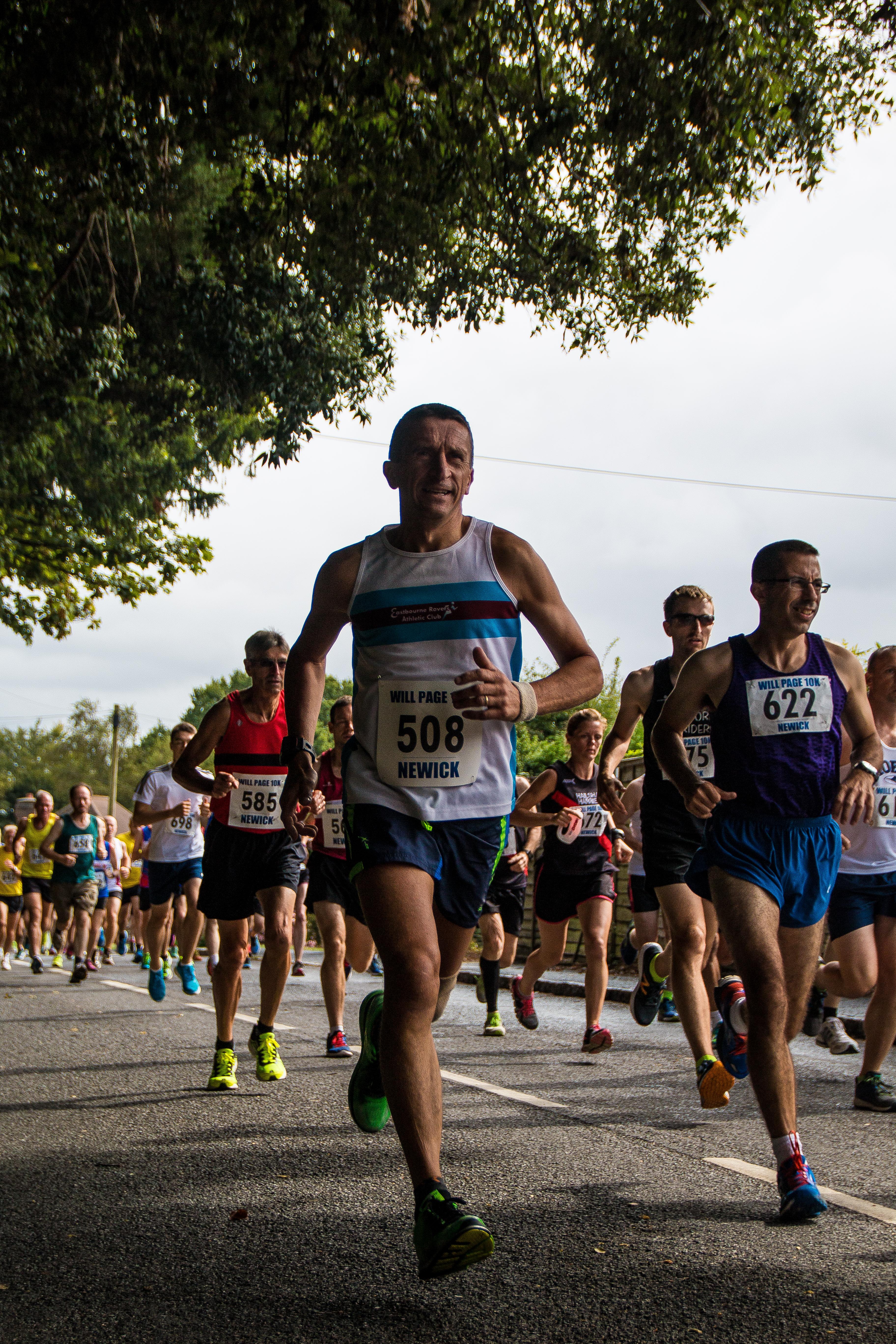 Runner - 508
