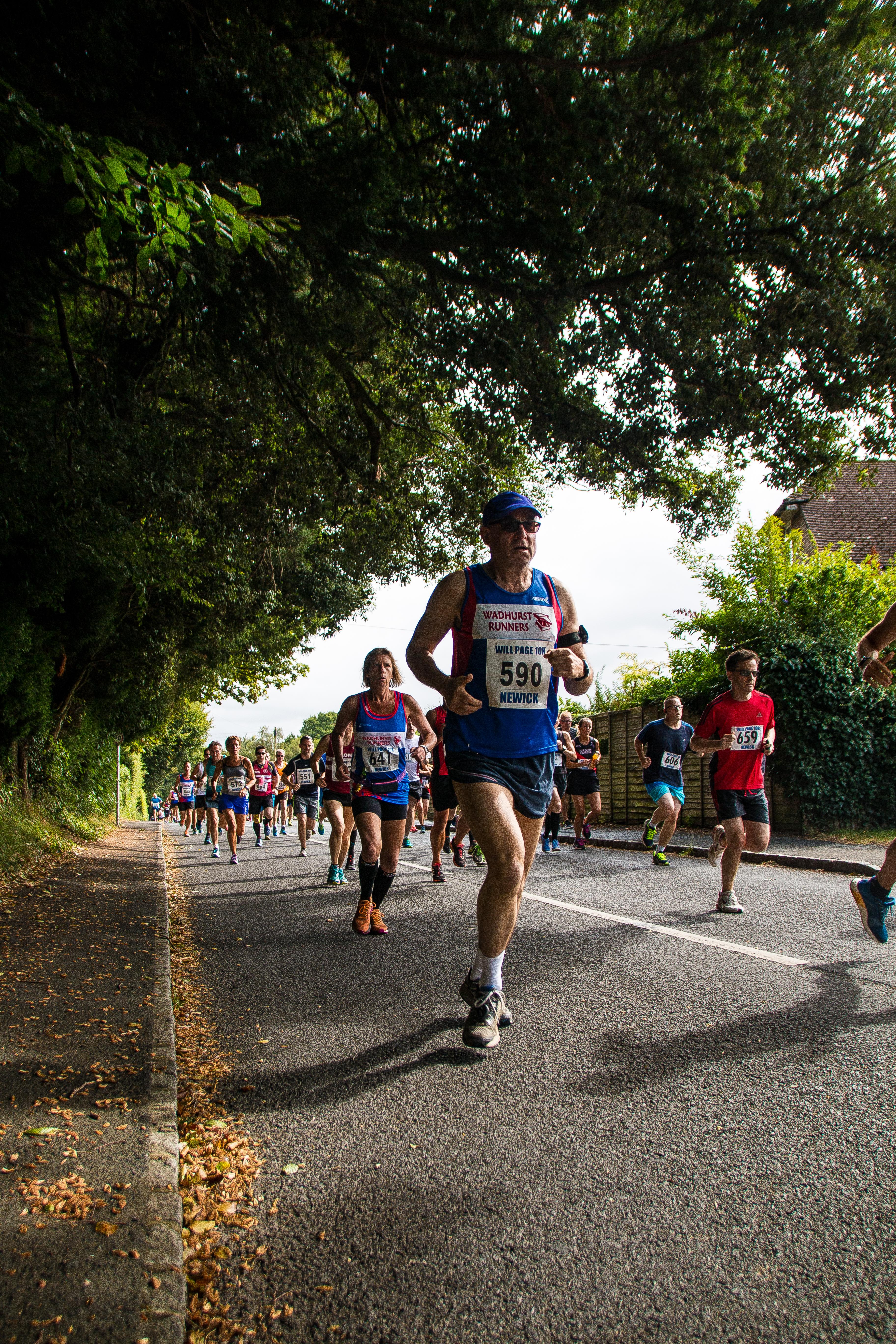 Runner - 590