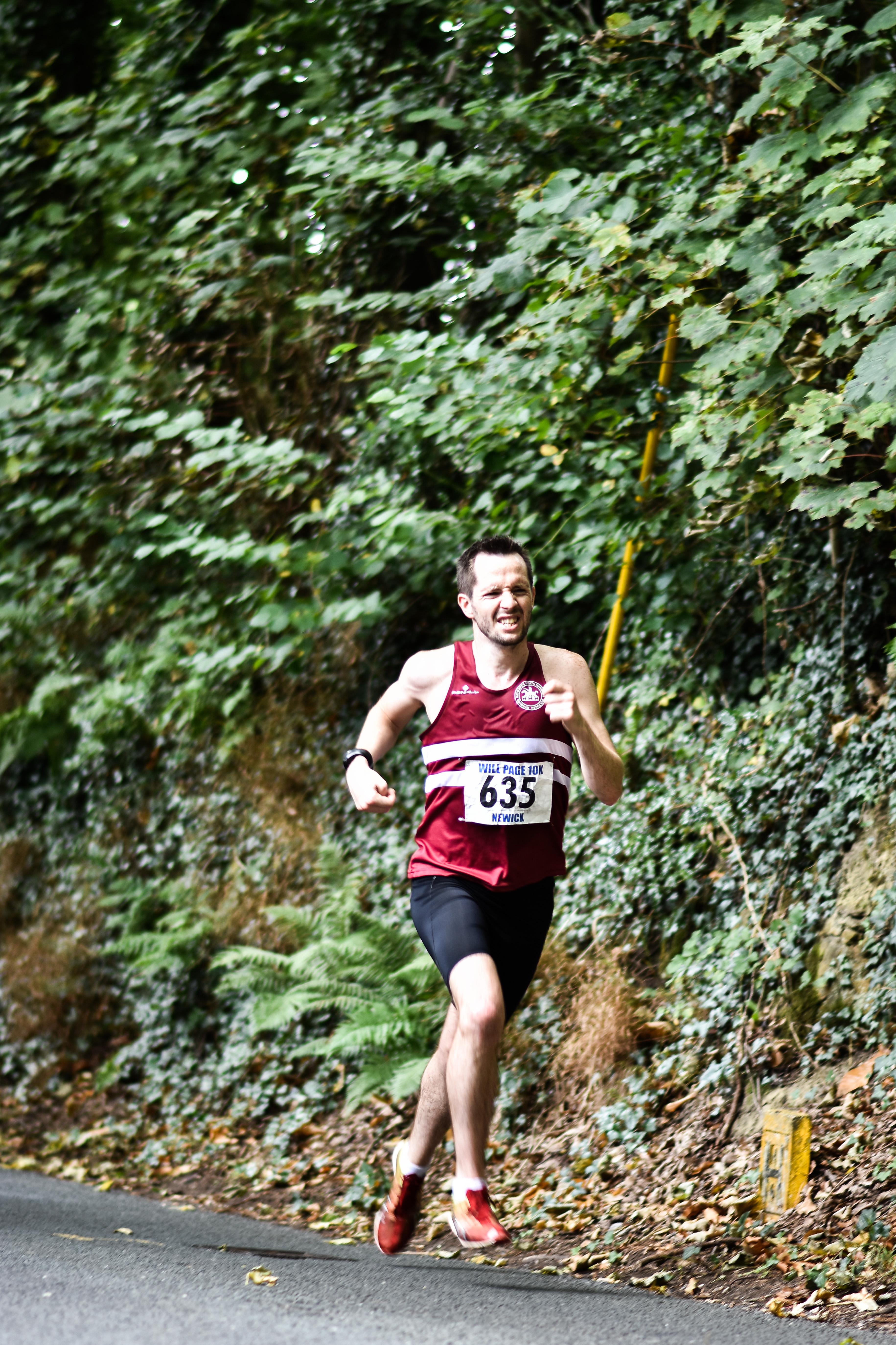 Runner - 635