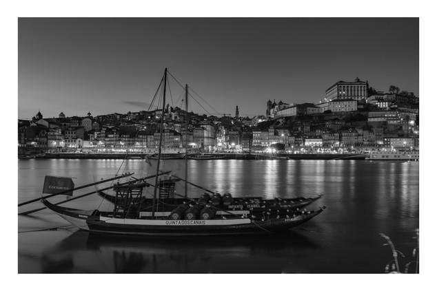Douro At Night II | Porto