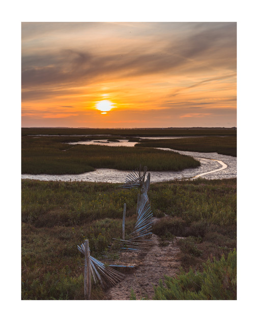 Norfolk Sunset 1 | Blakeney