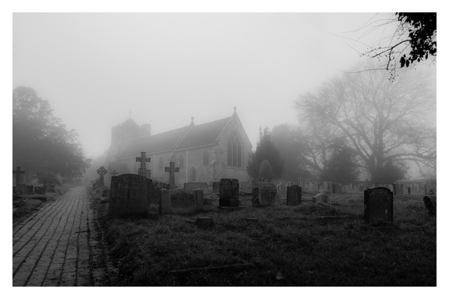 Church In The Mist | Newick