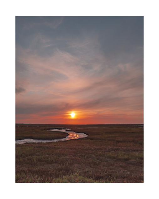 Norfolk Sunset 3 | Blakeney