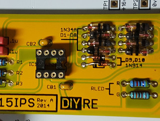 DIY Audio Gears #3 (500 Series Pre-Amplifier: 15ips Tape Saturation Emulation) Part 2 of 2  January