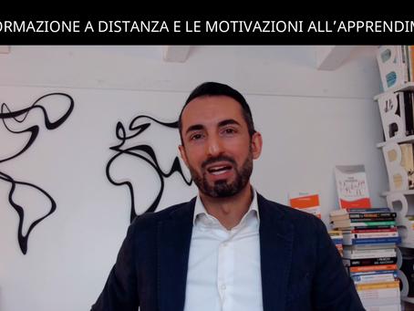 L'eLearning e le Motivazioni all'Apprendimento