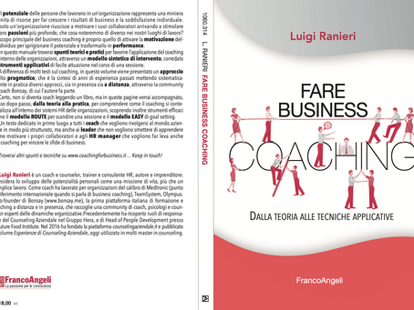 Fare Business Coaching - il Libro!