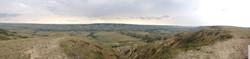 Jones Peak Near Eastend Saskatchewan (Land Surveying)
