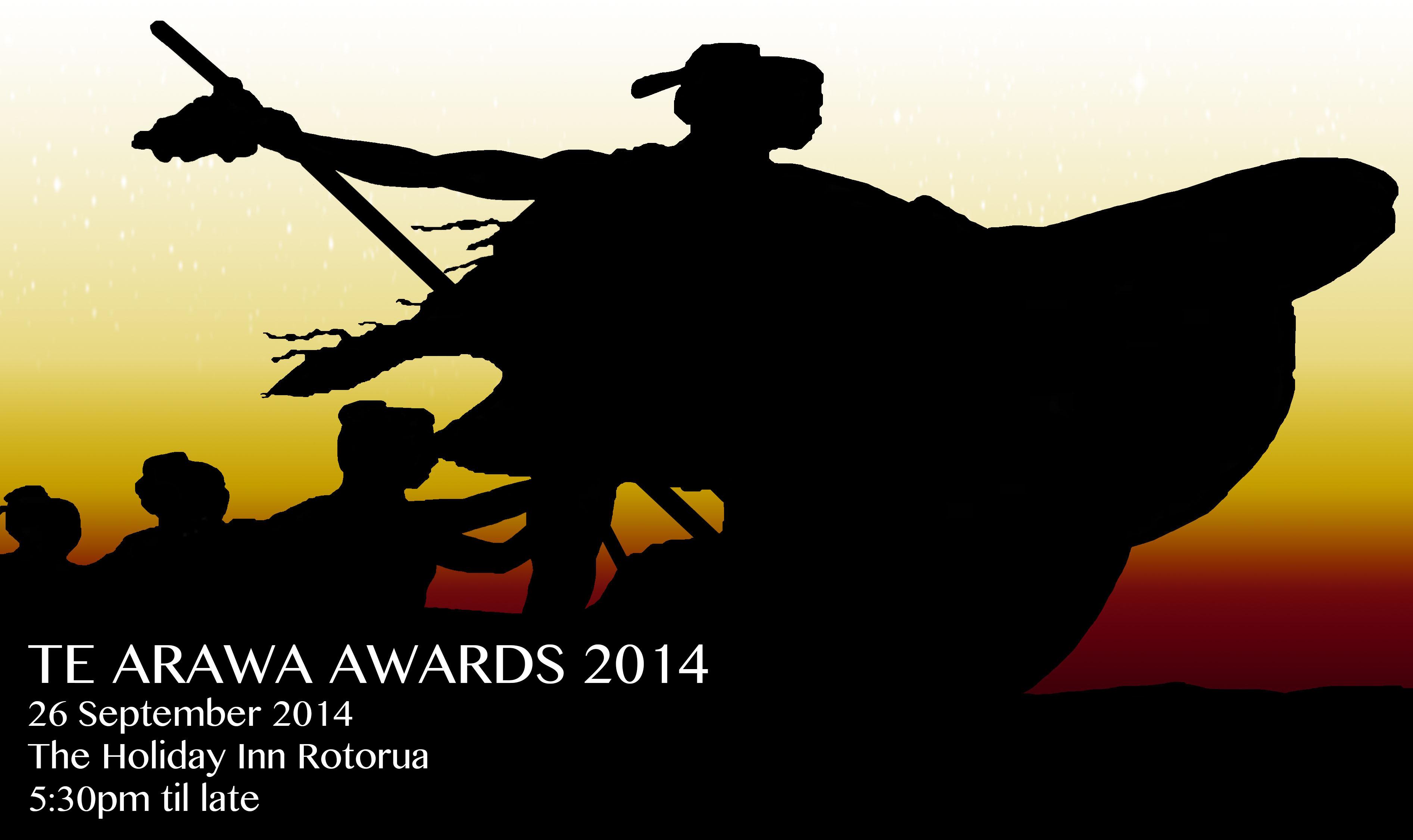 Te Arawa Awards 2014