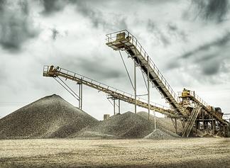 Open Cut Iron ore mine exceeds design capacity
