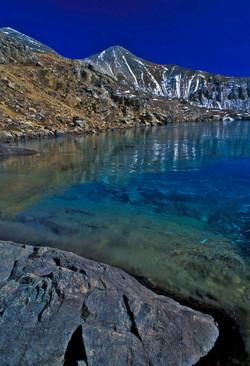 First Ice Chihuahua Lake