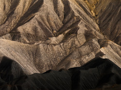 Mt Garfield closeup