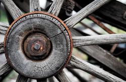 wagon wheel old
