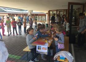 Kindertag der Grundschulen Obersulm-wir waren dabei!