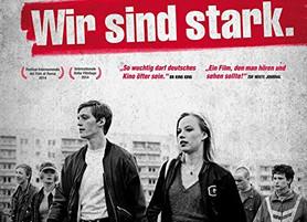 """22.11.2018 19.30 Uhr: Das           Kino in der Synagoge zeigt:          """"Wir sind jung. Wir si"""