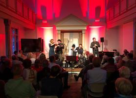 Nachlese: 4. Konzert von Bakad Kapelye in der ehem. Synagoge Affaltrach