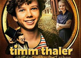 """17.4.2019 14 Uhr Ferienprogramm: Kinderkino in der Synagoge """"Timm Thaler oder das verkaufte Lac"""