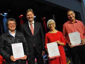 Wir haben den Heilbronner Bürgerpreis 2018 gewonnen!!!