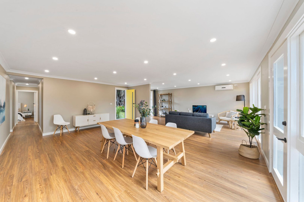 Drift Interiors Living Dining