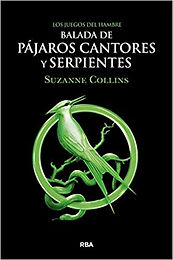 Balada de pájaros cantores y serpientes (The Ballad of Songbirds and Snakes)