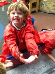 Fun in the Nursery!
