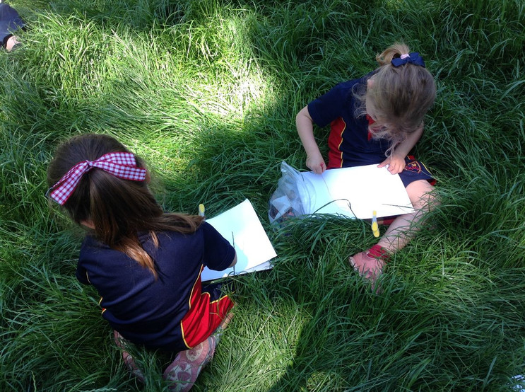 Our Outdoor classroom!