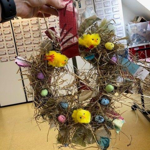 Easter Wreaths!