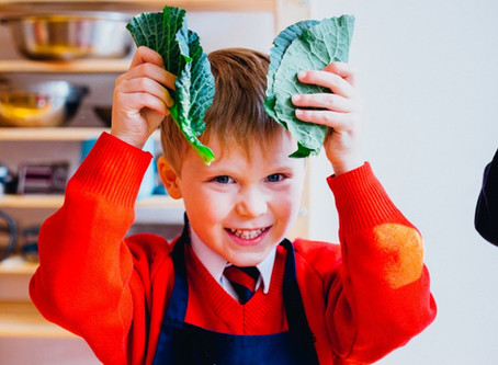 NUTRITION IN SCHOOLS:  does it matter?